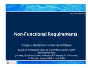 SEG3101-ch3-4 - Non-Functional Requirements - Qualities