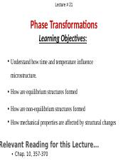 20_Phase Transformations (1).pptx