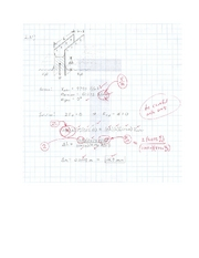 Student homework solution for problems 2.51 - 2.52