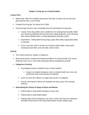 Chapter 2-Textbook Notes