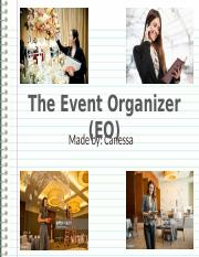 The Event Organizer.ppt