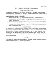 Criterion D_ Evaluating.docx