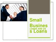 ch. 8 Lab 2-2 Small Business Loans