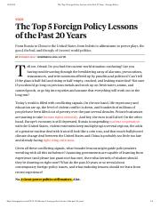 The Top 5 Foreign Policy Lessons of the Past 20 Years – Foreign Policy.pdf