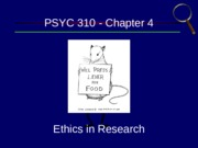 Chapter 4 - Research Ethics.pptx