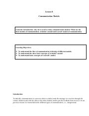 Lesson_8_-_Communication_models