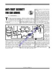 Anti-Theft Security For Car Audios.pdf