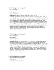 AAPC_Ch_ 8_homework docx - 1 The following answer is