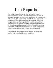 Lab Report Guidelines-1