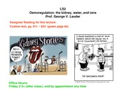 LS2.Lecture26.Osmoregulation
