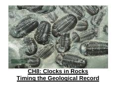 GEO401_Lecture9_GeologicTime