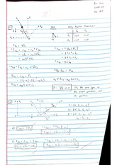 Planar Kinematics and Kinetics of Particle Homework 2