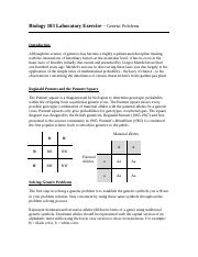 monohybrid_cross_worksheet - Name Date Class Monohybrid Cross Worksheet Directions Answer each of the following questions using a Punnett Square and the