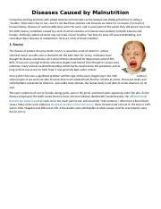 Diseases_Caused_by_Malnutrition_Assignment.310122454.docx