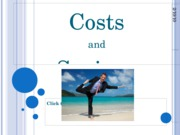 Costs-Savings Presentation with template