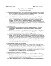 CH 3 Multicultural Guided Notes 2
