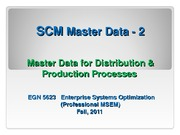EGN_5623 Master Data for SCM 2 final