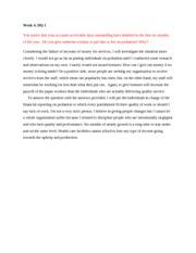 hcs 405 simulation review paper