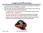 11-Single-cycle-MIPS-processor