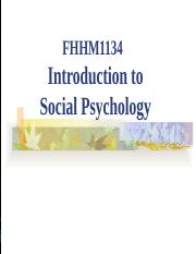 Chpt_1_Introduction to Social Psychology.ppt