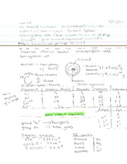 Ions affect on electrons Notes with Diagram
