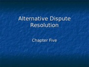 Alternative Dispute Resolution.ppt