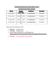 Schedule for Compre exams Batch-II.docx