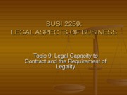 TOPIC_9_-_CAPACITY_AND_LEGALITY