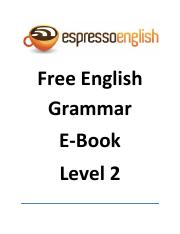 Free-English-Grammar concepts