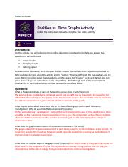 Position vs Time Activity.docx