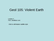 Geol105_Lecture_04