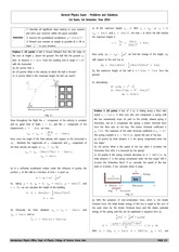 2014_1_1st_GenPhy_Exam_Problem_Solution