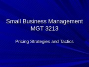 Small+Business+Management+slides+(lecture+13+and+14)