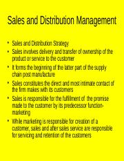 Sales and Distribution Management.ppt