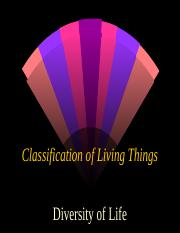 classification_of_livin