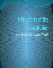 Powers of the Constitution