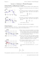 Lecture1WorkedExamplesSolutions