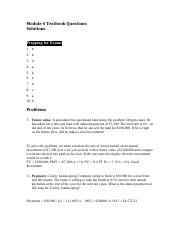 BUS 225 Module 4 Textbook Questions