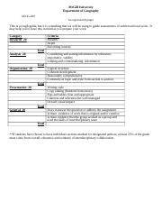 c200 grading sheet - FOR STUDENTS