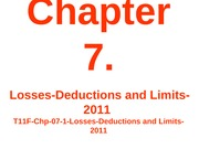 T11F-Chp-07-1-Losses-Deductions-and-Limits-2011