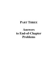 Mishkin9thEditionEndofChapterProblem Solutions