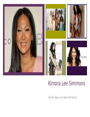 Kimora Lee Simmons PPT.pptx