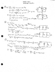 Electronics exam solutions - Apr 30, 2012 15-38