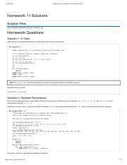 cs61a homework 11