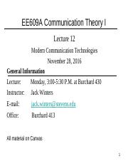 Lecture12_ModernTechnologies-EE609A-2016F-lecture