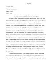 Summary and response essay examples