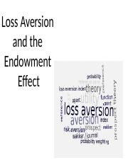 Week 5 lossaversion_endowment(1)
