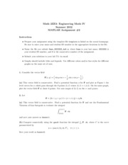 2ZZ3 Lab 2 Solutions