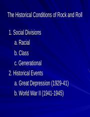 The_Historical_Conditions_of_Rock_and_Roll.ppt