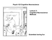 lecture03 cognitive neuroscience methods